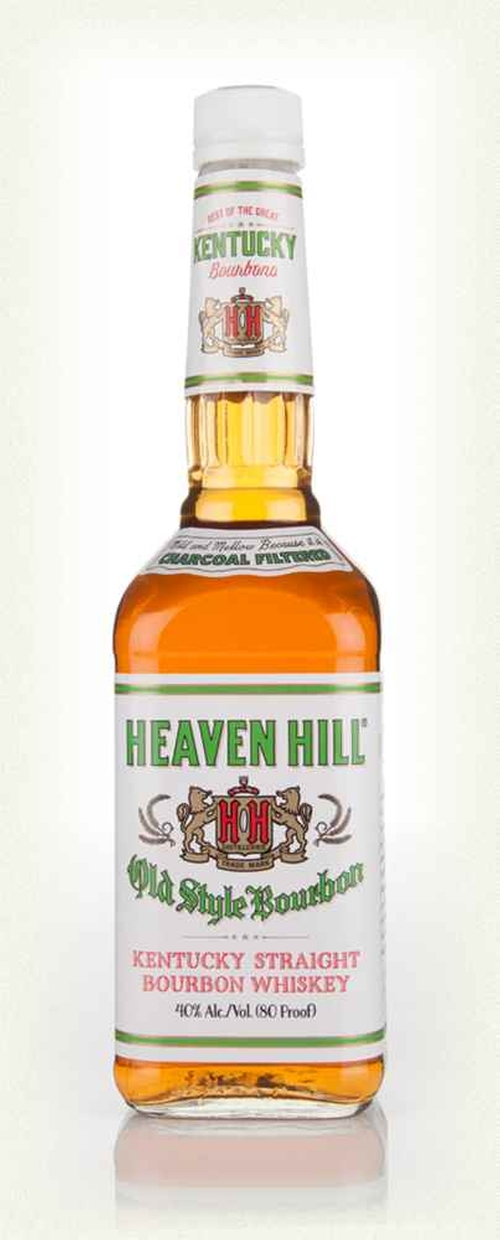 Bourbon Whiskey by Heaven Hill in Jessica Jones - Season 1 Episode 10