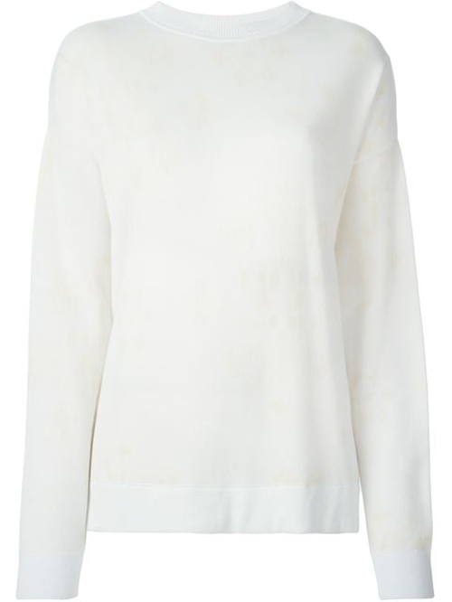 Crew Neck Sweater by Baja East in The Martian