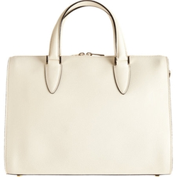 Heritage Top Handle Bag by Valextra in The Other Woman