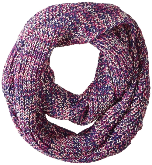 Spacedye Eternity Muffler Scarf by La Fiorentina in Adult Beginners