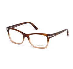 Square Two-Tone Optical Frames Eyeglasses by Tom Ford in By the Sea