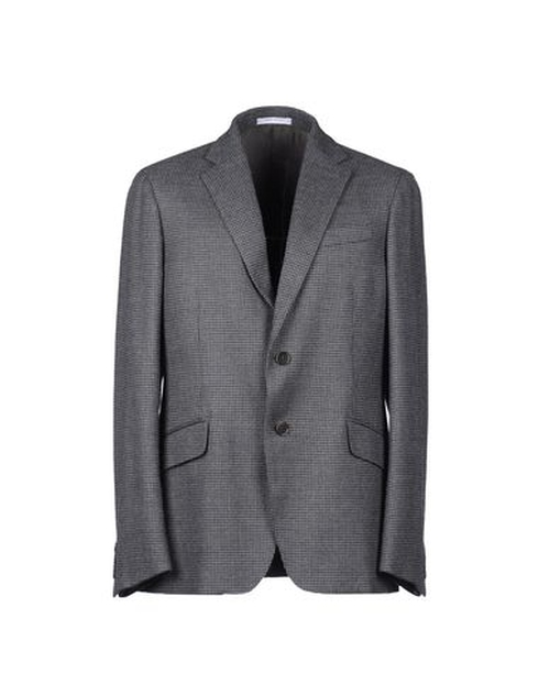 Tweed Blazer by Armani Collezioni in Side Effects