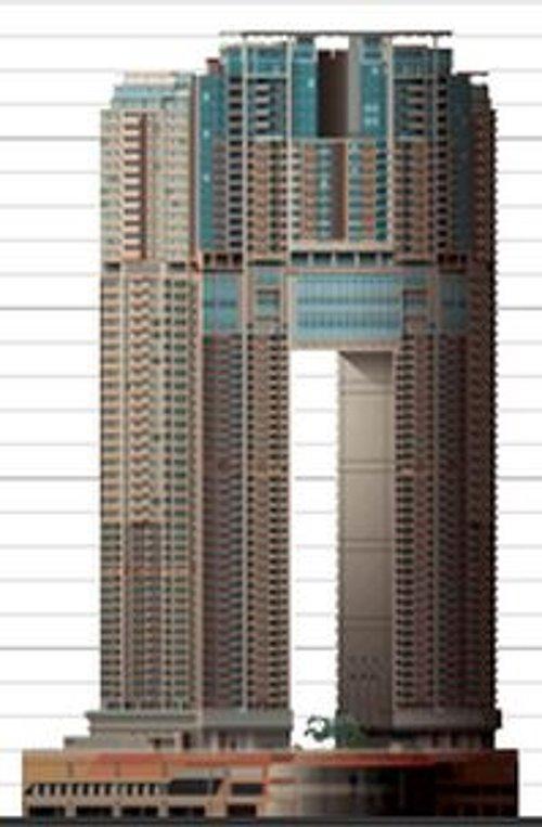 The Arch Hong Kong, China in Blackhat