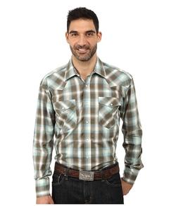 Ivy Plaid Shirt by Roper in The Big Bang Theory