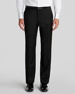 Movtro Suit Trousers by Ted Baker in Jersey Boys