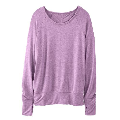 Light French Terry Pullover by ATHLETA in This Is Where I Leave You