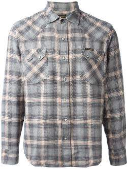 Checked Flannel Shirt by Indigofera in Hall Pass