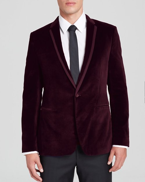 Stiring Erie Sport Coat by Theory in Pitch Perfect 2