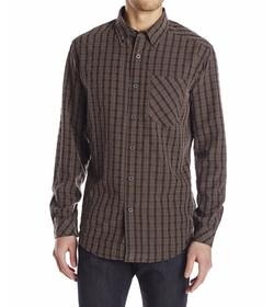 Pisco Plaid Long Sleeve Shirt by ExOfficio in Casual