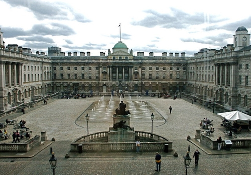 Somerset House City of Westminster, London in Love Actually
