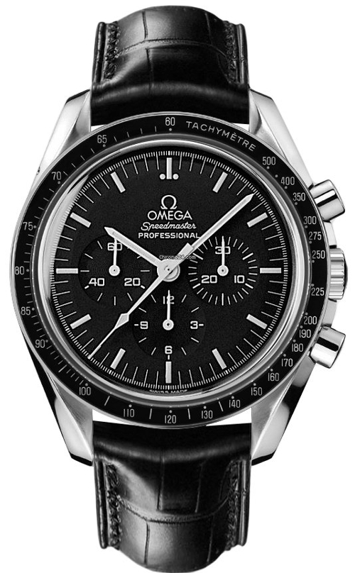 Speedmaster Moonwatch Professional Watch by Omega in The Transporter: Refueled