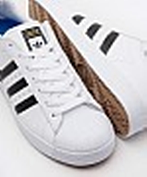 Superstar Trainer Sneakers by Adidas Originals in X-Men: Apocalypse