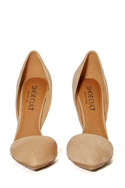 Nicole Pumps Shoes by Shoe Cult in The Secret Life of Walter Mitty