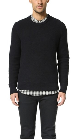 Standard Issue Avery Crew Sweater by Rag & Bone Standard Issue in American Horror Story
