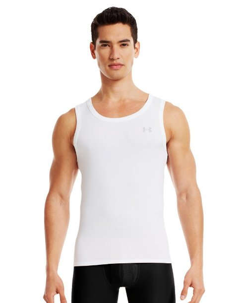 The Original Fitted Tank Top by Under Armour in McFarland, USA