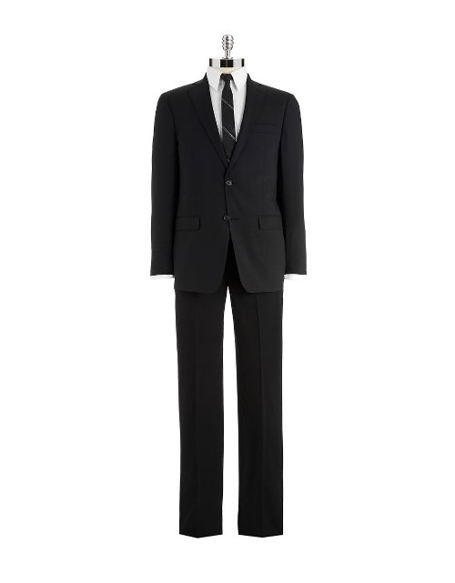 Two-Piece Wool Suit by Michael Kors in John Wick