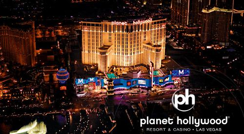 Planet Hollywood Resort & Casino Las Vegas City, Nevada in Step Up: All In
