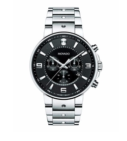 SE Pilot Chronograph Watch by Movado in Ballers