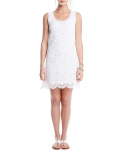 Crocheted Lace Dress by Karen Kane in High School Musical 3: Senior Year