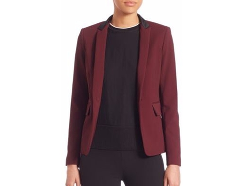 Archer Blazer by Rag & Bone in Rosewood - Season 2 Episode 5