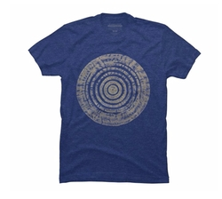 Soundwaves Graphic T Shirt by Design By Humans in The Big Bang Theory