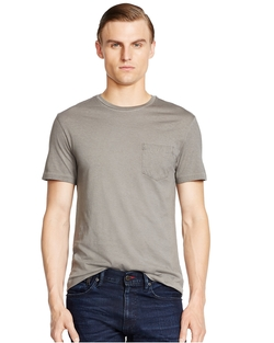 Short-Sleeved Pocket T-Shirt by Ralph Lauren in Modern Family