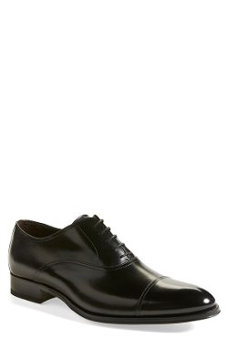 'Brandon' Cap Toe Oxford Shoes by To Boot New York in John Wick