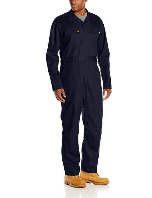 Flame Resistant Unlined Coverall by Caterpillar in Ex Machina