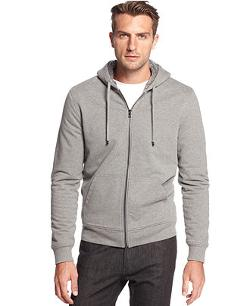 Sherpa Full-Zip Hoodie by Michael Kors in Little Fockers