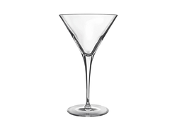S/4 Giselle Martinis Glass by One Kings Lane in Trainwreck