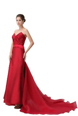 Women's A-Line Creasing Long Dress by Herafa in If I Stay