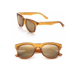 Wayfarer Sunglasses by Glassing in Joshy