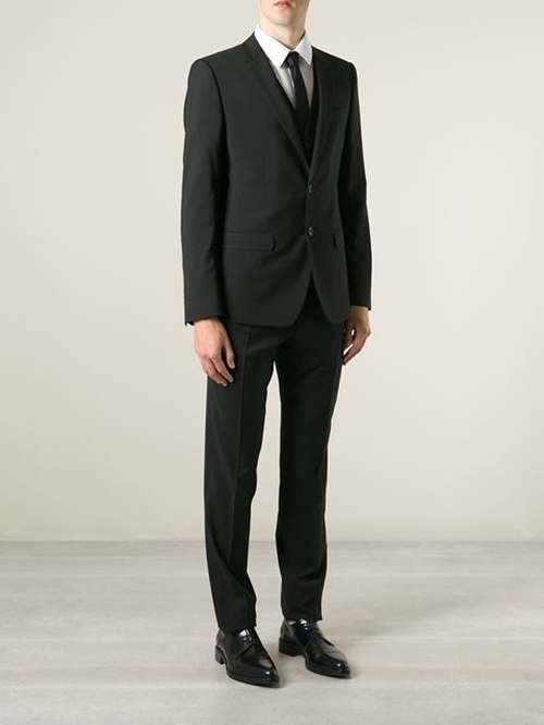 Two Piece Suit by Dolce & Gabbana in Suits - Season 5 Episode 1