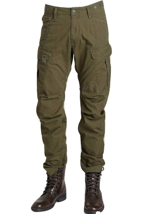 Loose Tapered Cargo Pants by G Star Raw in War Dogs