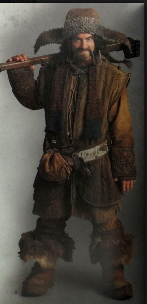 Custom Made Bofur Costume by Ann Maskrey & Bob Buck (Costume Designer) in The Hobbit: The Battle of The Five Armies