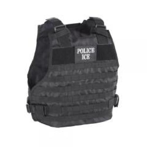 Plate Carrier Vest - ICE by Voodoo Tactical in Sabotage