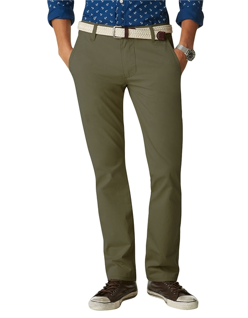 Slim Straight Leg Chino Pants by Dockers in Straight Outta Compton