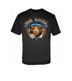 Lion Tour Shirt by Val Halen Store in Chelsea