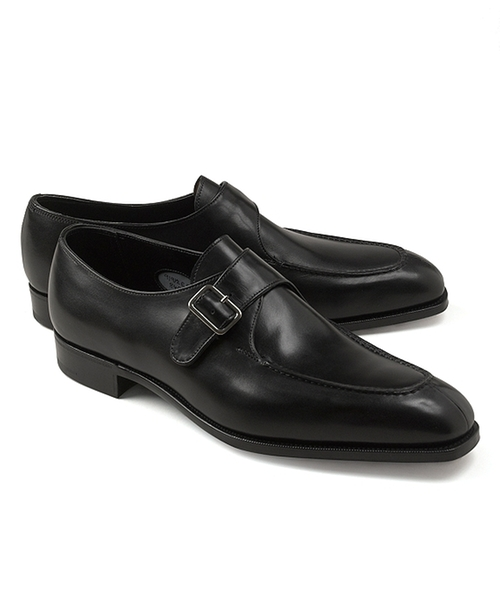 Ashby Monks Loafer Shoes by Edward Green in Inherent Vice