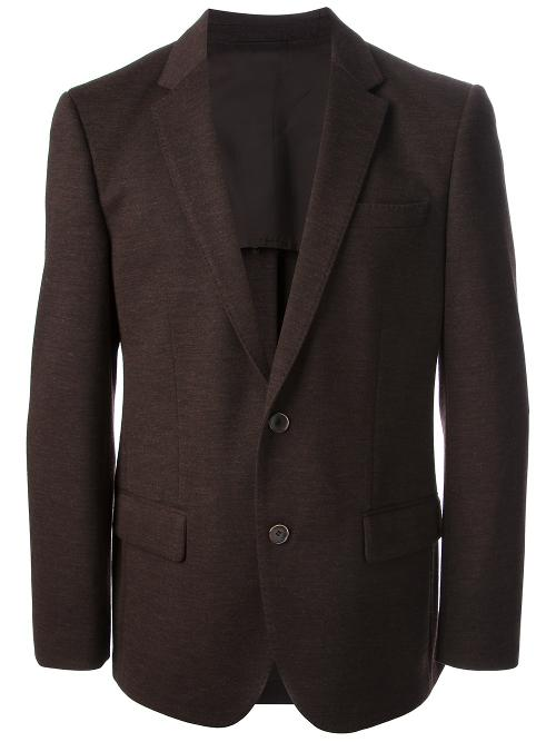 classic casual blazer by HUGO BOSS in Jersey Boys