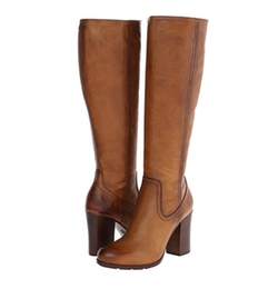Parker Tall Riding Boots by Frye in Girlboss