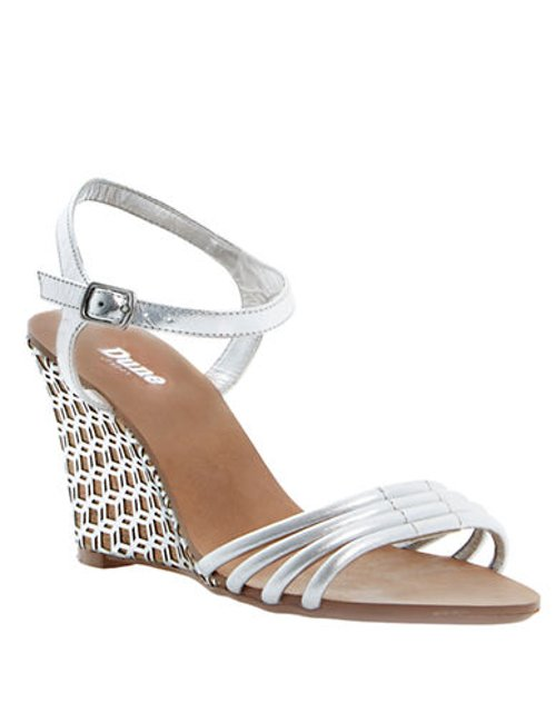 Hath Wedge Sandals by Dune London in Pitch Perfect 2