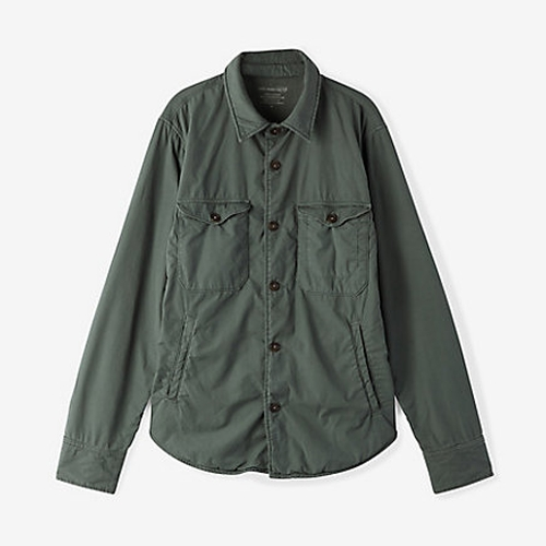 Poplin Multi-pocket Jacket by Save Khaki in Empire - Season 2 Episode 4