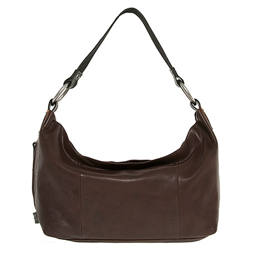 Sadie Glazed Shoulder Bag by Ellington in Knocked Up