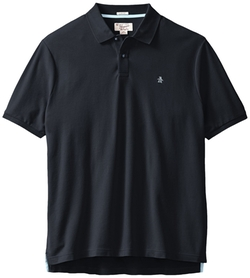 Classic Fit Pique Polo Shirt by Original Penguin in The Big Lebowski