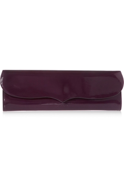 Patent-Leather Clutch Bag by Jil Sander in Confessions of a Shopaholic