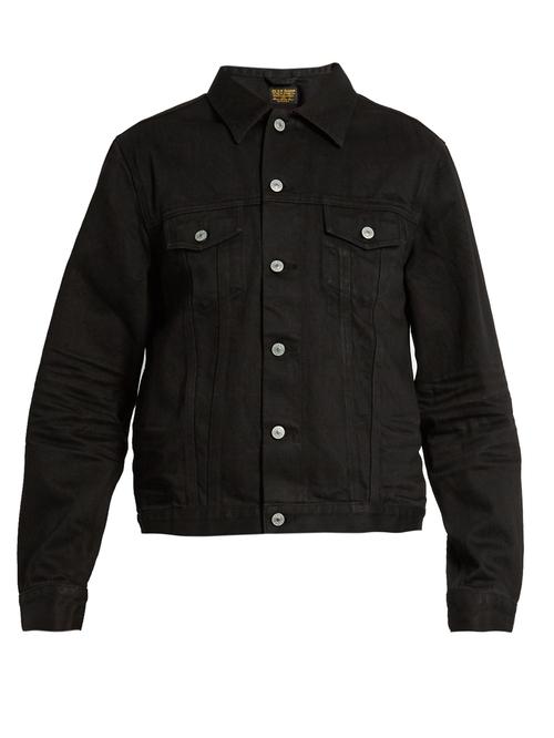 Wayne Denim Jacket by Jean Shop in Power Rangers
