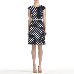Polka Dot Dress by Jones New York in The Hundred-Foot Journey