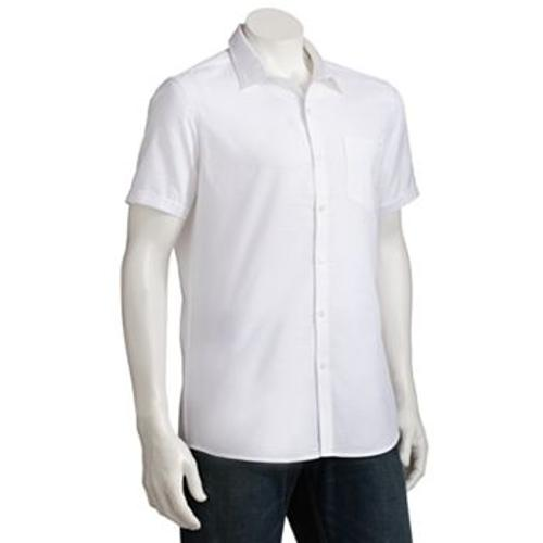 Slim-Fit Textured Casual Button-Down Shirt by Marc Anthony in Lee Daniels' The Butler