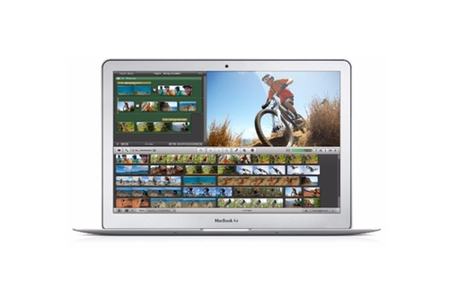 MacBook Air Laptop by Apple in The Intern